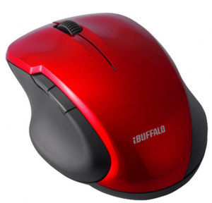 Mouse Wireless iBuffalo BSMBW09