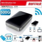 HDD  Wifi Buffalo HDW PU3