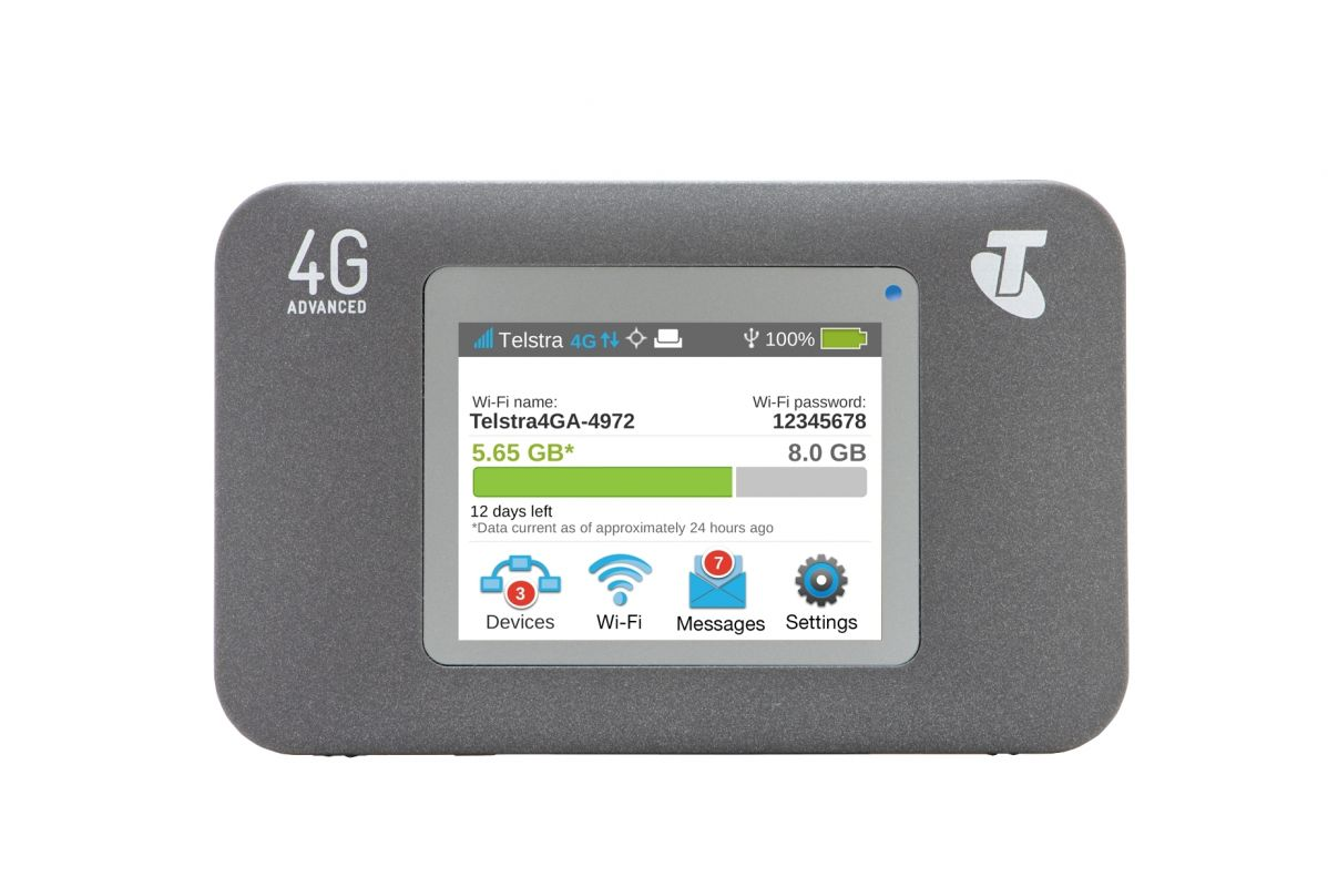 Router Wifi 3G/4G AirCard 782S