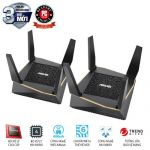 WiFi AiMesh AX6100 (WiFi 6) ASUS RT-AX92U  Pack 2